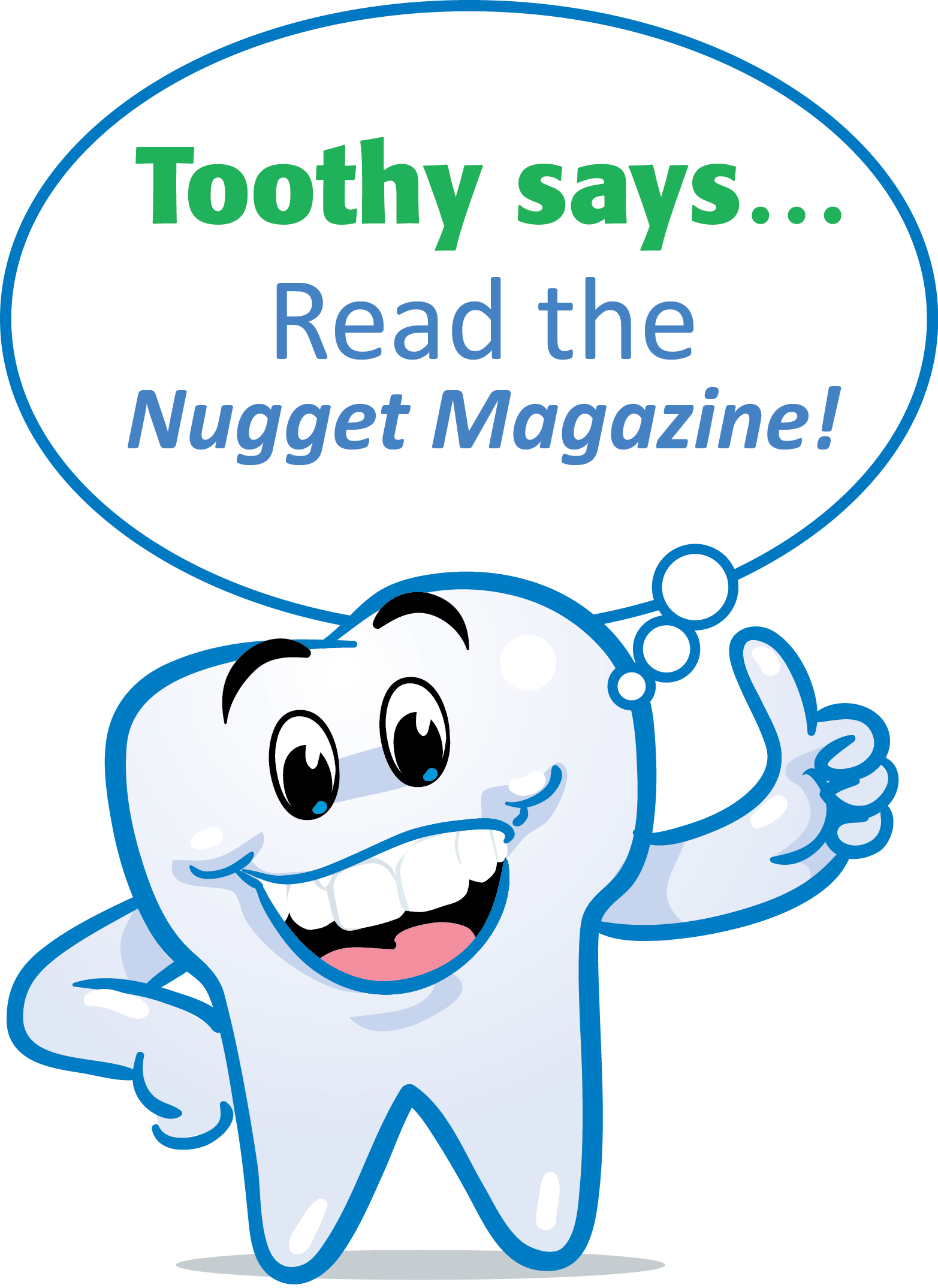 Read the Nugget Magazine!